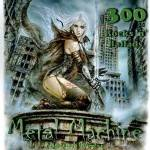 Metal Machine: 300 Rocks n Ballads (2014)