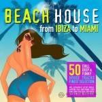 VA -Beach House From Ibiza to Miami (2014)