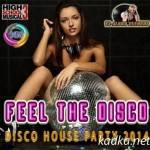 VA — Feel The Disco (2014)