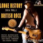 VA — Longe History British Rock Vol. 1 (2014)