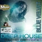 VA — Deep House Blue Velvet (2014)