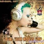 VA — Total Tech House Top (2014)