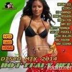VA — Hot Italy Disco Mix (2014)
