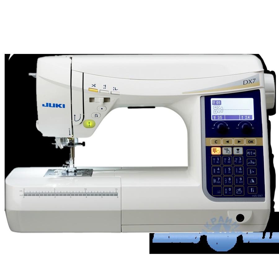 Компьютеризированная швейная машина Juki