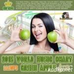 Green Apple World Music Chart (2015)