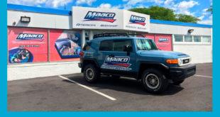Для всех водителей купоны Maaco!